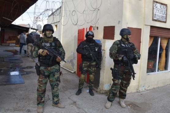 Dos detenidos por una escalada de robos y asaltos