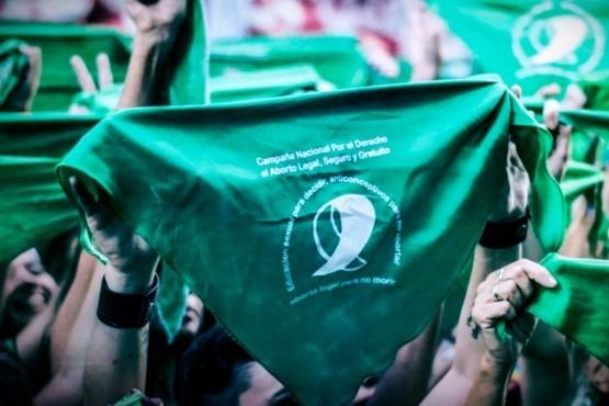 En mayo se vuelve a presentar en el Congreso el proyecto de la legalización del aborto