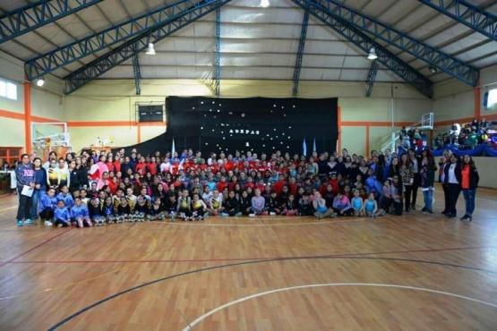 Quedó inaugurado el Torneo Provincial de Patín ADEPAS