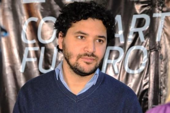 Adriel Ramos, Secretario de Desarrollo Humano