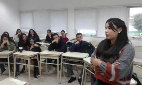 Estudiantes se interiorizaron sobre el Mercosur y la integración
