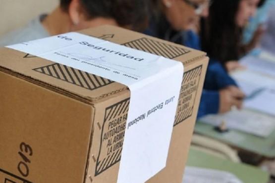 Entre Ríos define a sus candidatos ejecutivos y legislativos en las PASO
