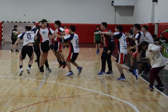 Finalizó el Primer Torneo Provincial de Handball