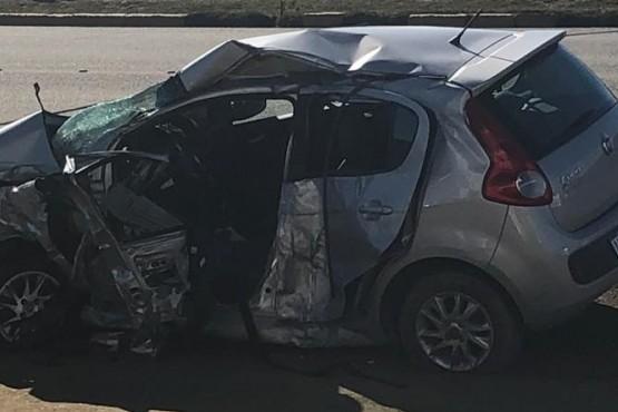 Fatal choque deja un muerto y dos heridos