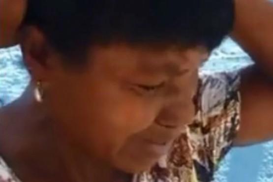 La madre de la mujer asesinada: