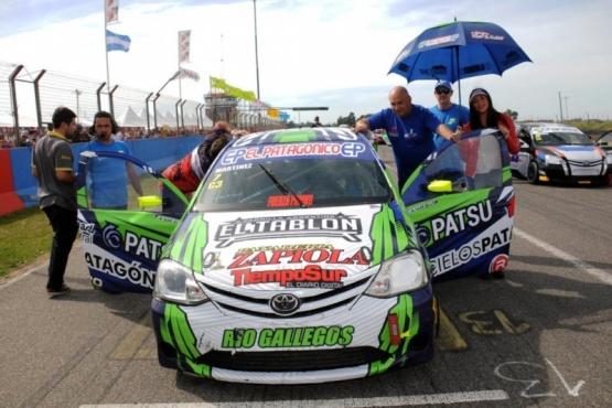 Martínez volvió a quedar entre los diez primeros