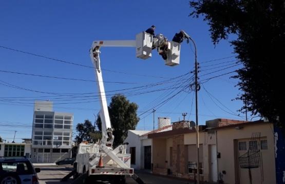 SPSE hará reparaciones en línea de media tensión
