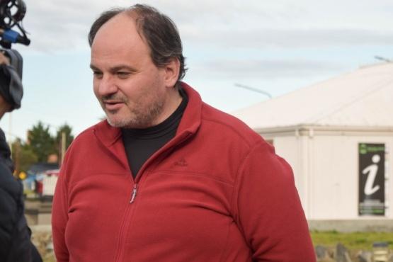 Paulo Lunzevich, director de Turismo del Municipio.