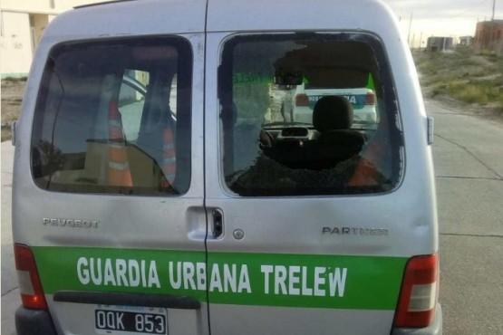 Atacaron a efectivo de la guardia urbana