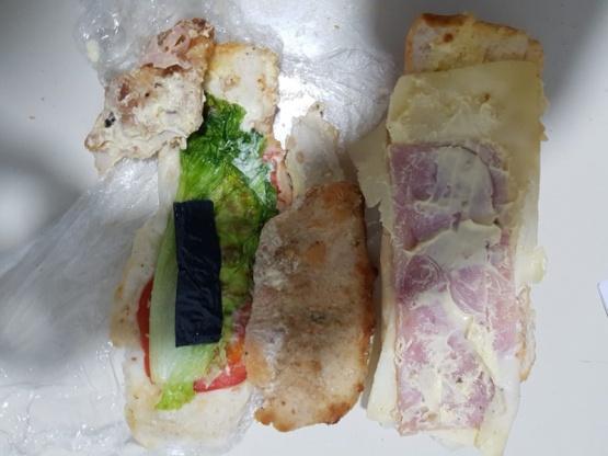Quisieron ingresar un sándwich con cocaína a un detenido