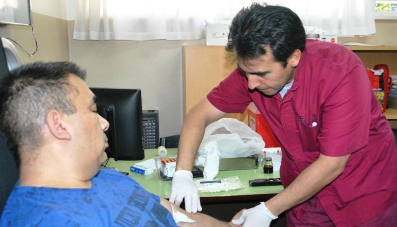 La colecta de sangre se irá realizando en todos los centros de salud de la localidad. (J. C. C)