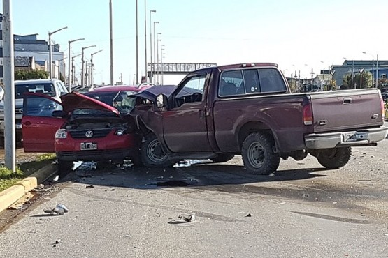 Conductor de la camioneta dijo que se durmió al volante