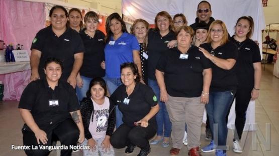 En el Centro Salteño comenzó la 1° Feria Gastronómica