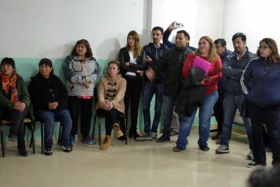 Auge de casos de inseguridad motivó reunión de vecinos de cuatro barrios