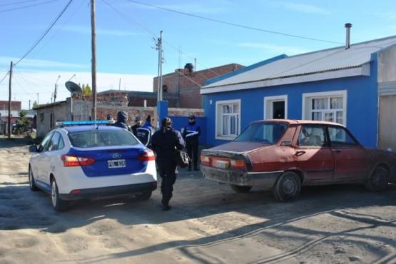 Dos detenidos en allanamientos por el robo en una casa