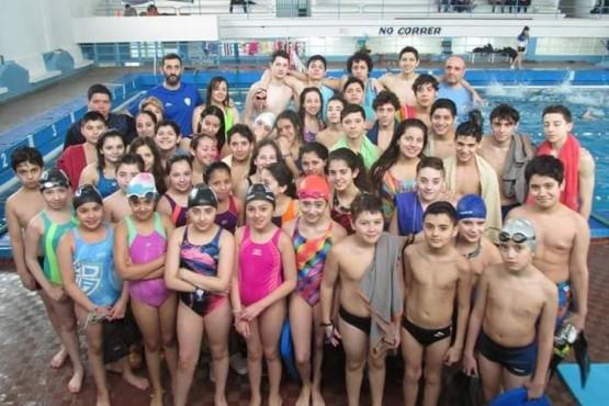 Delegación de Natación viajará a Encuentros Patagónicos Deportivos