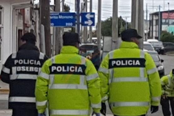 Buscan intensamente a un cabo de la policía
