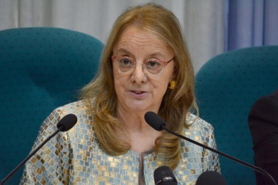 La Gobernadora quiere un proyecto que salga del consenso. (Archivo).