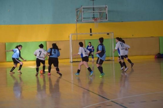 Continúan las acciones de la Liga Municipal de Futsal