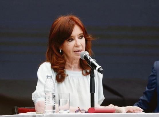 Cristina agradeció los mensajes de apoyo