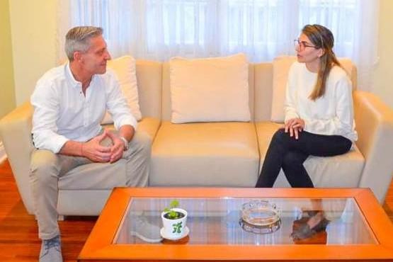 La ex precandidata a vicegobernadora de Omar Burgoa se sumo a Chubut Al Frente