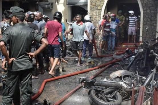 Ascienden a más de 200 los muertos por los atentados en Sri Lanka