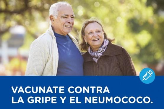 Comienza la campaña de vacunación contra la gripe y el neumococo