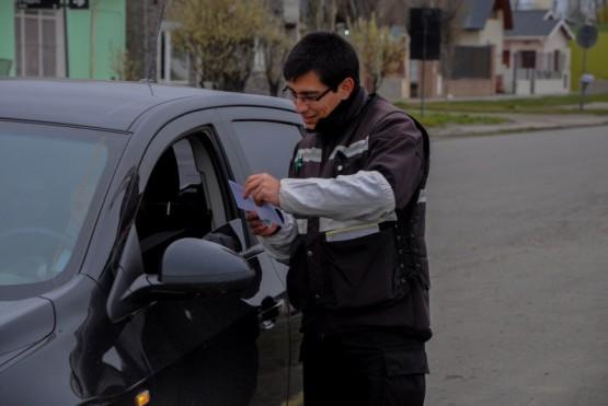 Operativo: 12 autos secuestrados el fin de semana