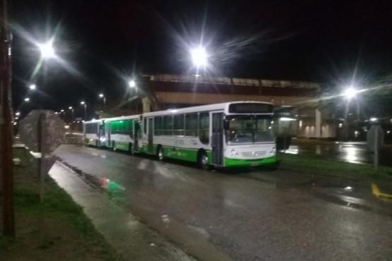 Vecinos piden por el recorrido de la línea E de colectivo