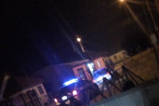 Intentan robar un Audi en el barrio 213