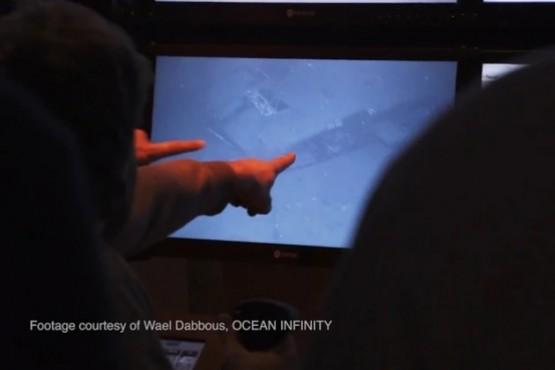 ARA San Juan: los familiares de los tripulantes verán por primera vez las imágenes del submarino