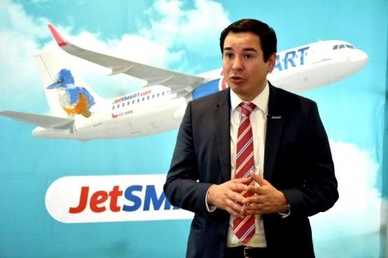 Jet Smart y sus planes de volar a El Calafate