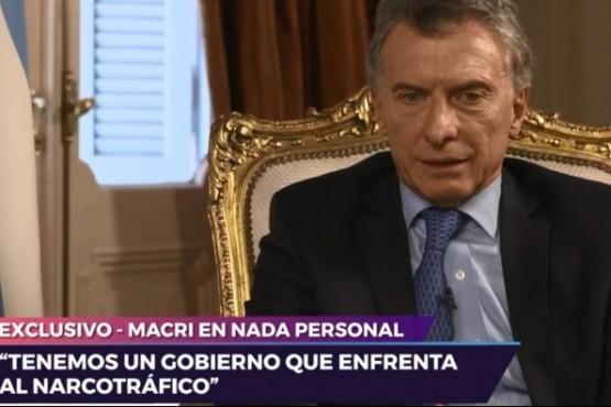 """Macri: """"Me angustia que haya chicos que no tienen para comer"""""""