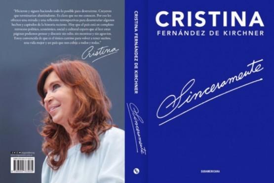 El adelanto del libro de Cristina Kirchner