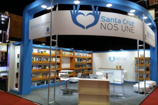 Santa Cruz estará en la feria Internacional del Libro en Buenos Aires