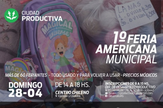 Nueva edición de la Feria americana