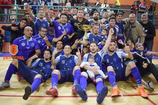Eskarcha FC se llevó el título del Provincial Norte