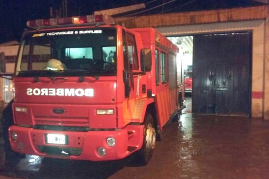 Bombero fue denunciado por abuso sexual