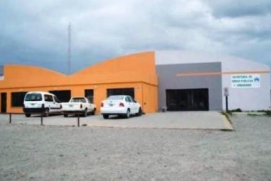 Sin atención por 72 horas en el edificio municipal de calle Aconcagua