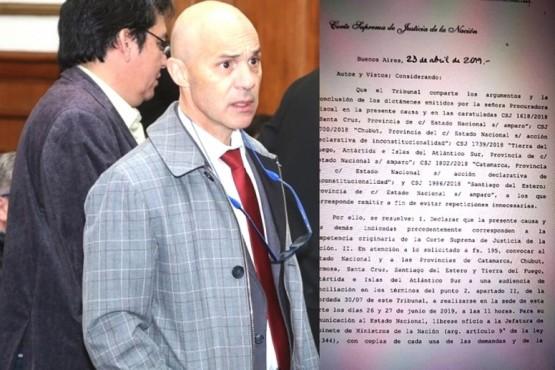 La Fiscalía a cargo del Dr. Tanarro había interpuesto el amparo.