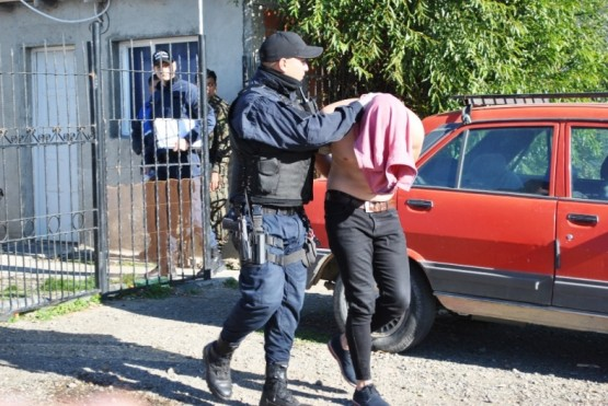 Recuperaron la libertad los detenidos por amenazas calificadas