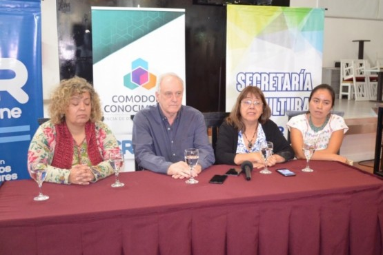 Se realizará el 7º Encuentro de Tejedoras