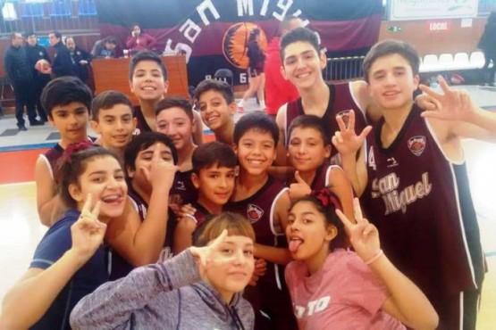 San Miguel jugó en Punta Arenas