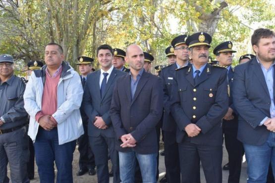Basanta dijo que buscan que la policía esté entre las mejores pagas del país