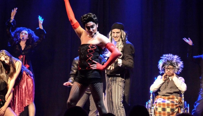 """""""The Rocky Horror Show""""."""