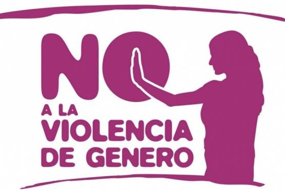 Si sos víctima de violencia, no te calles, denuncia.