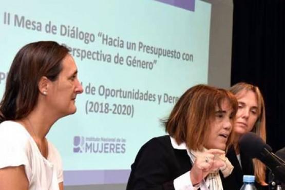 Avances en la elaboración del presupuesto nacional con perspectiva de género