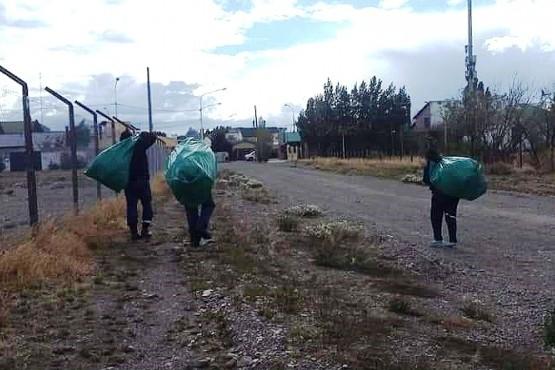 Limpiarán la reserva urbana en el Día de la Tierra