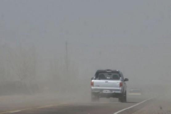 Se vuela todo en Comodoro: las ráfagas alcanzaron los 113 km/h