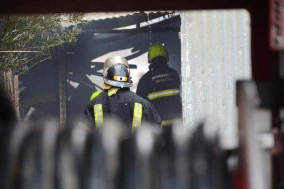 Se presentó como querellante joven que denunció a bombero de abuso